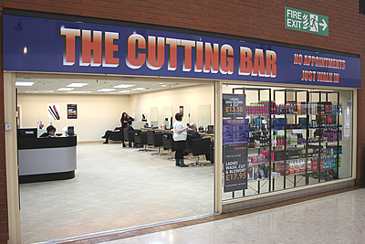 The Cutting Bar West Swindon Shopping Centre