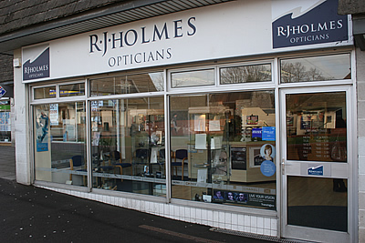 Holmes Opticians West Swindon Shopping Centre