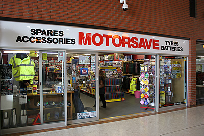 Motor Save West Swindon Shopping Centre