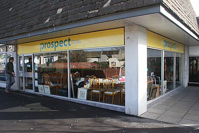 Prospect Hospice West Swindon Shopping Centre